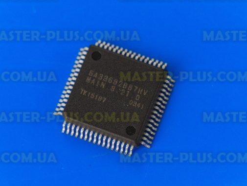 Процессор электронного модуля управления Indesit Ariston HD64F3642 V9.21 для стиральной машины
