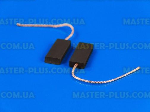 Щетки угольные 5*13,5*35 цельные, провод по центру SKL для стиральной машины