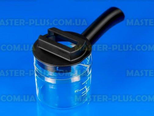 Колба маленькая с крышкой для кофеварки DeLonghi 7313285439 для кофеварки