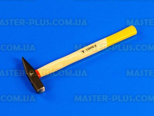 Молоток столярный 200г ручка с ясеня TOPEX 02A402 для ремонта и обслуживания бытовой техники