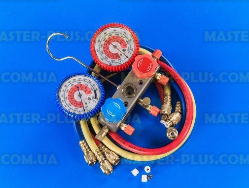 Купить Манометрический коллектор двухвентильный Whicepart MG-1002