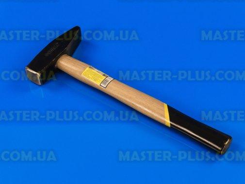 Молоток слюсарний 800г дерев'яна ручка (дуб) Sigma 4316381 для ремонту і обслуговування побутової техніки