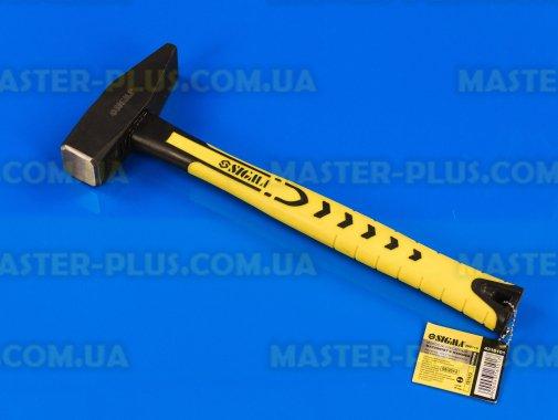 Молоток слесарный 1000г фибергласовая ручка Sigma 4316101 для ремонта и обслуживания бытовой техники