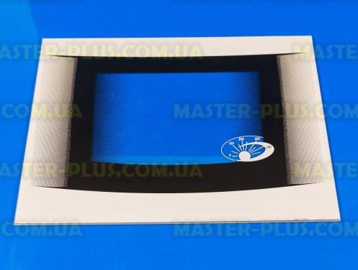 Купить Наружное стекло для плиты GRETA 498х396мм (черно-белое)