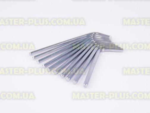 Купить Ключ шестигранный 4мм TOPEX 35D904