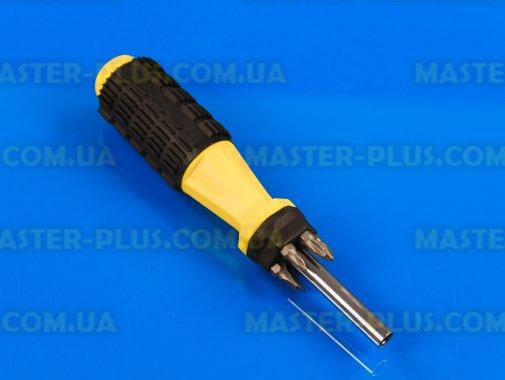 Отвертка с насадками Ph, Pz, SL Sigma 4002091 для ремонта и обслуживания бытовой техники