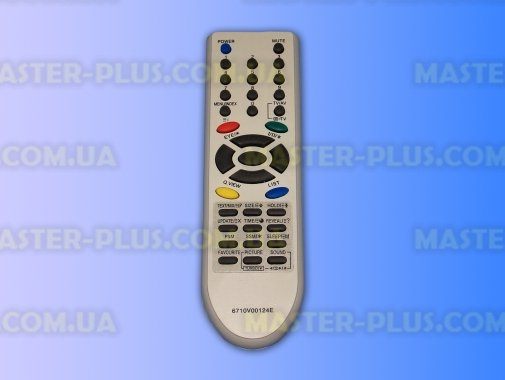 Пульт для телевизора LG 6710V00124E для lcd телевизора