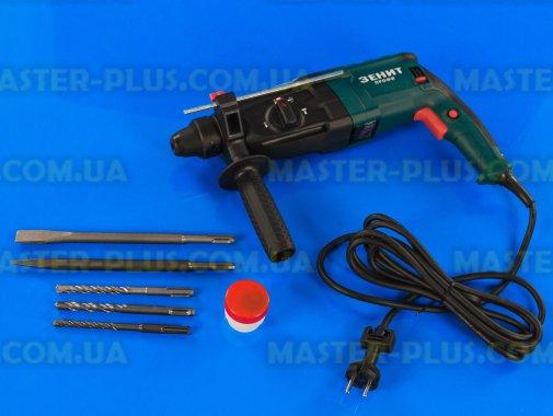 Перфоратор SDS-plus 1200Вт 1300об/мин ЗЕНИТ ЗПП-1200/2 Профи для ремонта и обслуживания бытовой техники