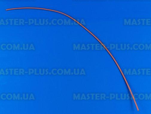 Трубка термоусадочная 4.0/2.0 мм красная для ремонта и обслуживания бытовой техники