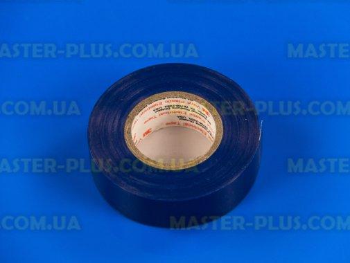 Изолента синяя 3M 19мм 20м отличного качества для ремонта и обслуживания бытовой техники