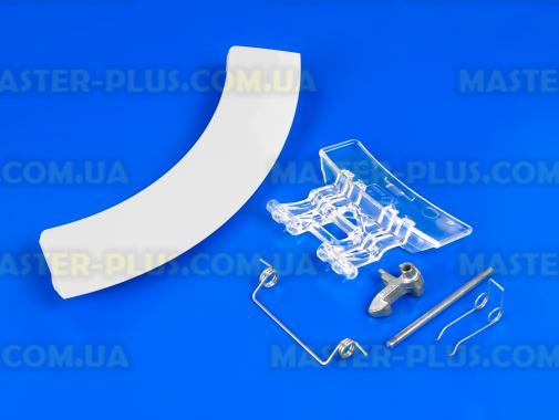 Ручка дверки (люка) в сборе с крючком Electrolux 3315000004   для стиральной машины