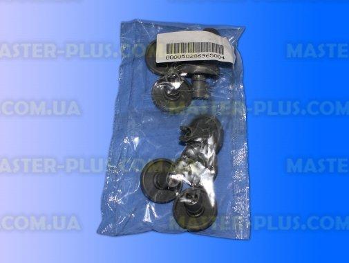 Комплект роликов (колес) корзины для посудомоечной машины Electrolux 50286965004 Original для посудомоечной машины