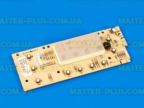 Модуль (плата индикации) Indesit C00143089 для стиральной машины