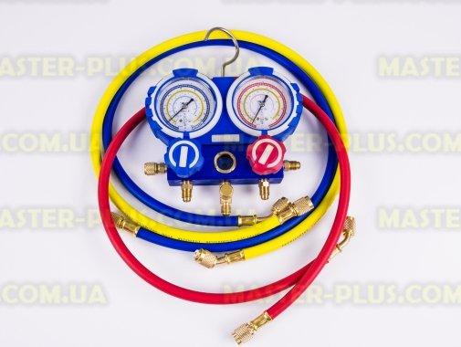 Купить Манометрический коллектор двухвентильный VALUE VMG-2-R22-B