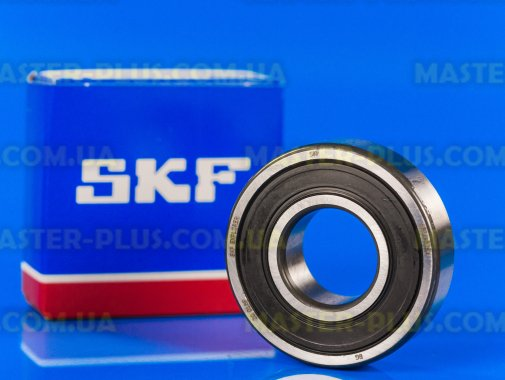 Підшипник SKF 204 2RS (фірмова упаковка) для пральної машини