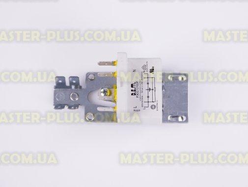 Купить Сетевой фильтр Indesit C00143383 (DEM F3CC72102F)
