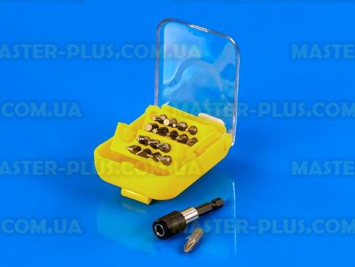 Набор бит с держателем 18шт TOPEX 39D363 для ремонта и обслуживания бытовой техники