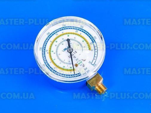 Манометр низкого давления 0-550PSI для R22, R134a, R404a, R407c VALUE CBL для ремонта и обслуживания бытовой техники