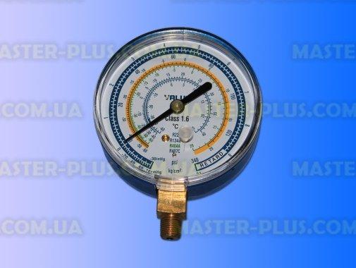 Манометр низкого давления 0-340PSI для R22, R134a, R404a, R407c VALUE CL для ремонта и обслуживания бытовой техники