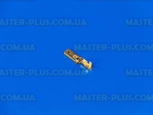 Клемма ножевая (папа), 6.3mm, под кабель, без изоляции для ремонта и обслуживания бытовой техники