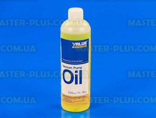 Купить Масло для вакуумного насоса VALUE VPO-46 0, 33л.