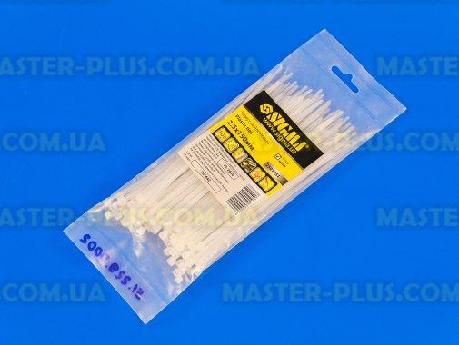 Купить Хомут нейлон 2, 5*150мм 100шт белый Sigma 2501051
