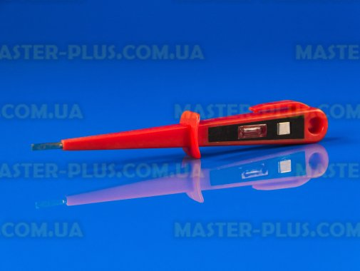 Отвертка 150мм для измерения фазы 125-240В Sigma 4008211 для ремонта и обслуживания бытовой техники