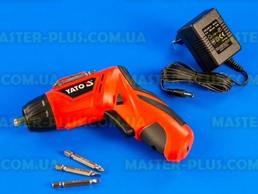Купить Отвертка аккумуляторная Li-ion 3, 6В 1, 4Ач Yato YT-82760