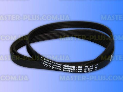 Ремень 1308 J5 EL «Optibelt» черный для стиральной машины