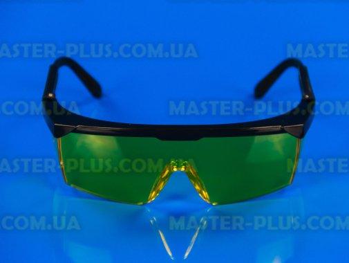 Окуляри захисні Fitter (бурштин) Sigma 9410251 для ремонту і обслуговування побутової техніки