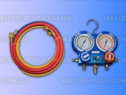Купить Манометрический коллектор двухвентильный VALUE VMG-2-R410A-B-02
