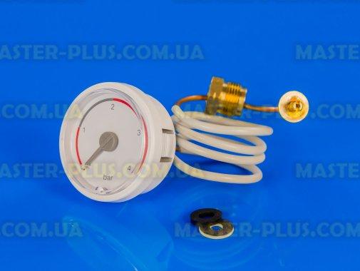 Манометр 4 бар для котла газового Hermann 48002353 для котла