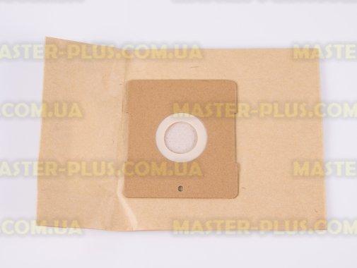 Набір паперових мішків для пилососа Daewoo FILTERO DAE 01 Економ (4 мішки) для пилососа