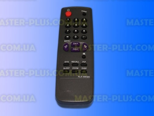 Пульт для телевизора DAEWOO, WEGA, LG KLX-55K9H (CHINA TV) для lcd телевизора