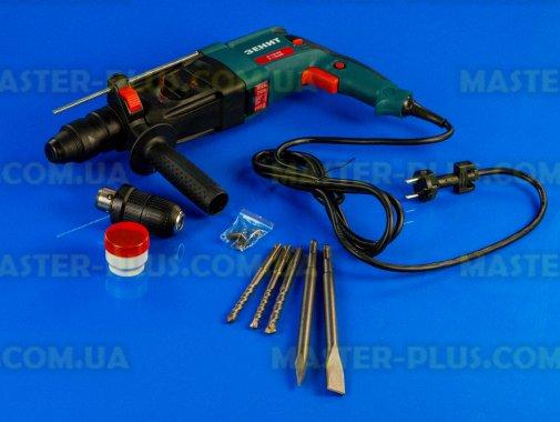 Перфоратор SDS-plus 1100Вт 1050об/мин ЗЕНИТ ЗП-1100 DFR для ремонта и обслуживания бытовой техники