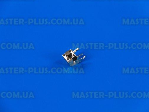Кнопка тактова кутова TS06V-058 для ремонту і обслуговування побутової техніки
