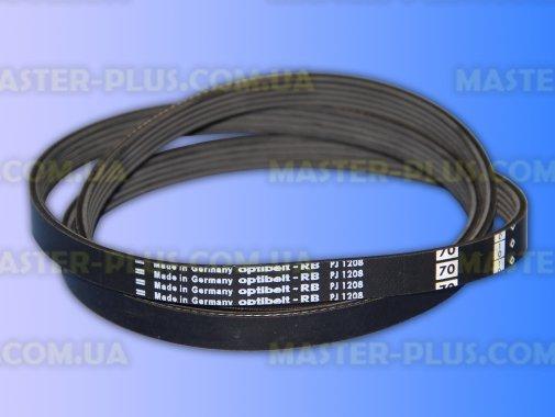 Купить Ремень 1208 J5 «Optibelt» черный