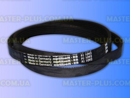 Купить Ремень 1092 J5 «Optibelt» черный