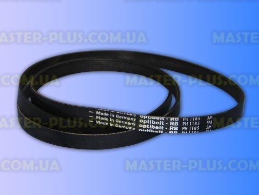 Купить Ремень 1185 H7 «Optibelt» черный