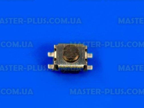 Кнопка тактовая 3х4x2,5мм 4pin для ремонта и обслуживания бытовой техники