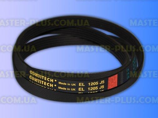 Ремень 1205 J5 EL «Contitech» черный, Ariston  - купить со скидкой