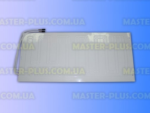 Пластина испарителя 450*1000мм (2 трубки по 0,6м) для холодильника