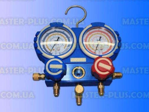 Купить Манометрический коллектор двухвентильный VALUE VMG-2-R410A-B