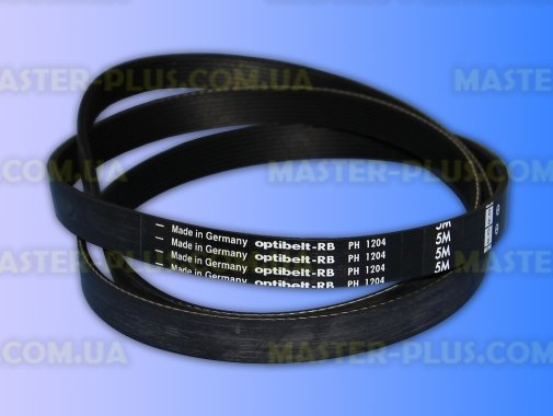 Купить Ремень 1204 H8 «Optibelt» черный