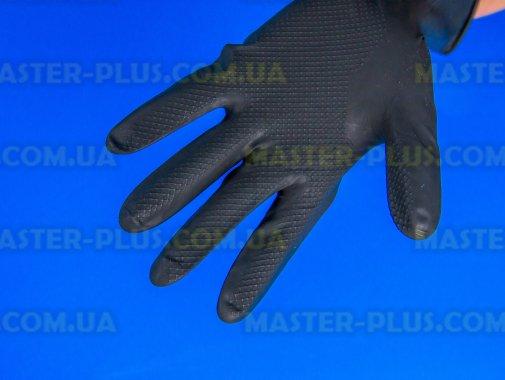 Перчатки резиновые химстойкие, L