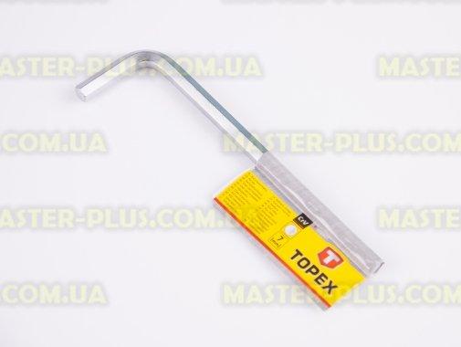 Купить Ключ шестигранный 7мм TOPEX 35D907