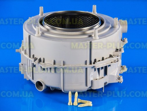 Бак в сборе с барабаном Electrolux 3484159904 для стиральной машины