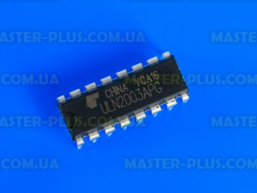 Микросхема ULN2003APG DIP16