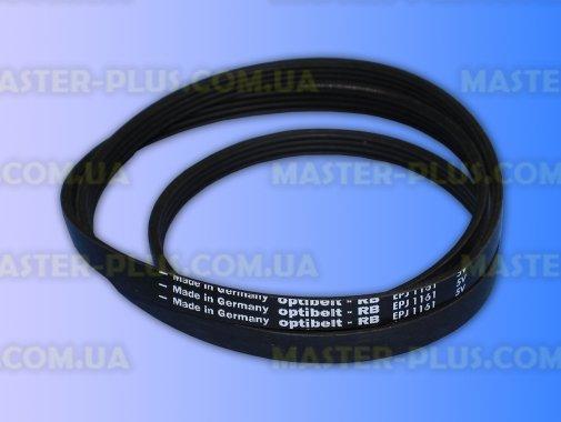 Ремень 1161 J4 EL «Optibelt» черный для стиральной машины
