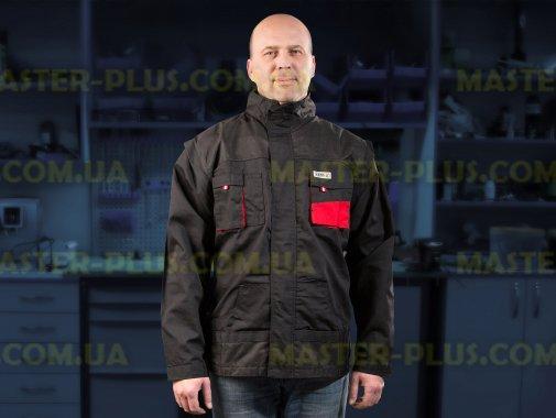 Купить Куртка рабочая черно-красная (XXL) Yato YT-8024
